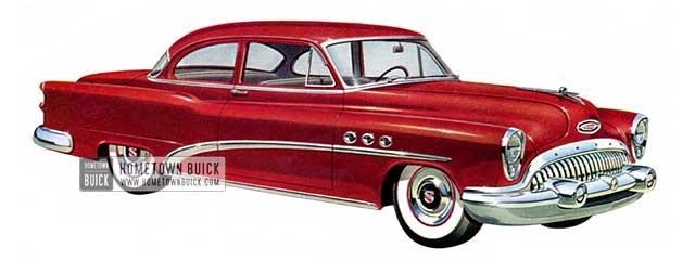 1953 Buick Special Sedan - Model 48D