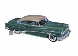 1953 Buick Super Riviera - Model 56R HB
