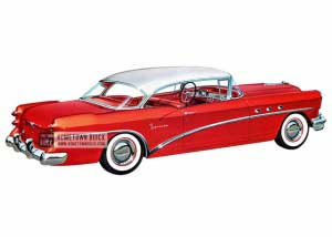 1954 Buick Special Riviera - Model 46R HB