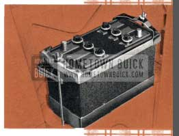 1955 Buick Battery