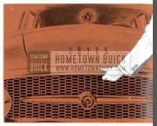 1955 Buick Hood Operation