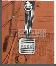 1955 Buick Parking Brake