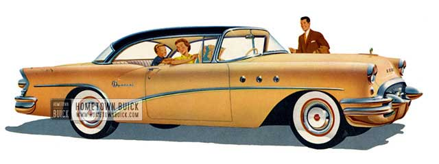 1955 Buick Special Riviera - Model 46R
