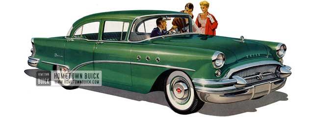 1955 Buick Special Sedan - Model 41
