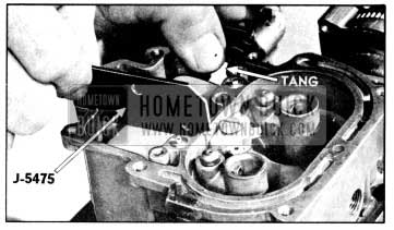 1956 Buick Float Level Adjustment