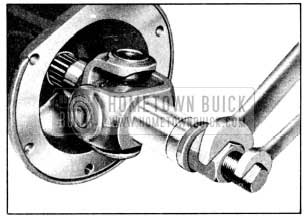 1956 Buick Installing Universal Joint with Replacer
