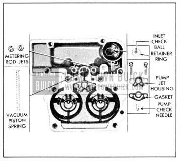 1956 Buick Main Body Parts