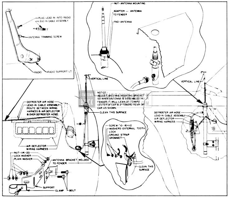 1959 Ford Voltage Regulator Wiring Diagram Ford Auto