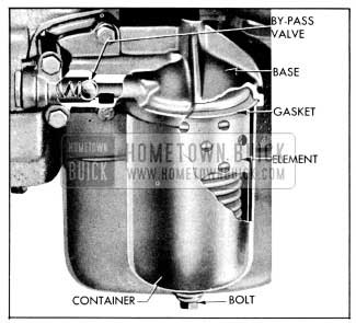 1956 Buick Oil Filter Installation