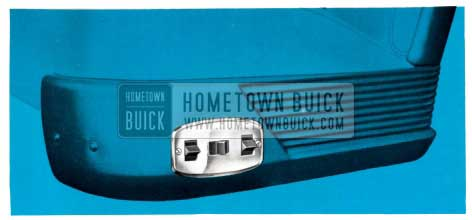 1956 Buick Power Front Seat