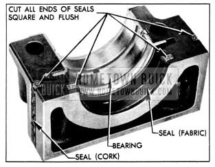 1956 Buick Rear Bearing Oil Seals