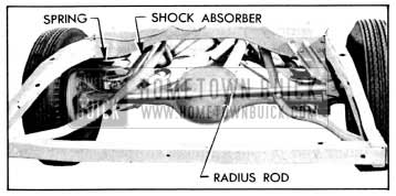 1956 Buick Rear Wheel Suspension