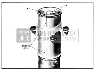 1956 Buick Removing Reservoir Tube