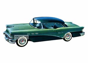 1956 Buick Special Riviera - Model 46R HB