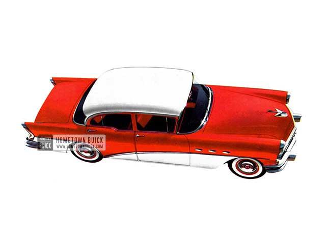 1956 Buick Special Sedan - Model 41D HB