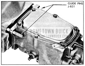1956 Buick Transmission Guide Pins J-851