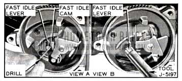 1957 Buick Fast Idle Speed Adjustment