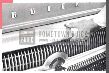 1957 Buick Hood Operation