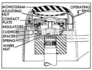 1957 buick signal systems hometown buick Brake Booster Schematic Drawing 1957 buick horn operating ring installation
