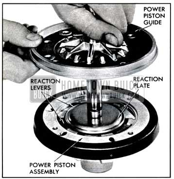 1957 Buick Installing Piston Guide