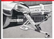 1957 Buick Jack Operation