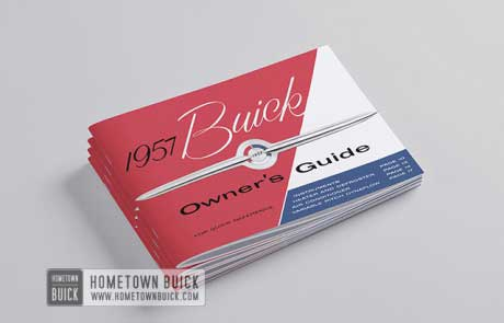 1957 Buick Owners Guide - 03