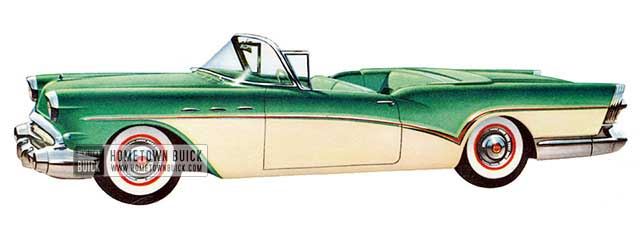 1957 Buick Special Convertible - Model 46C