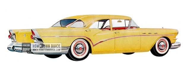 1957 Buick Special Sedan - Model 41