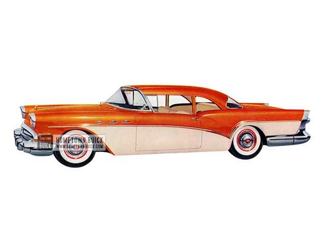 1957 Buick Special Sedan - Model 48 HB
