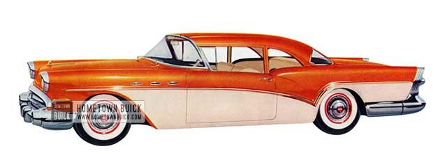 1957 Buick Special Sedan - Model 48