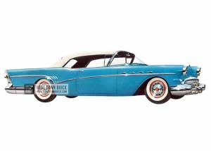 1957 Buick Super Convertible - Model 56C HB