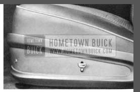 1958 Buick Adjustable Front Seat