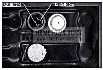 1958 Buick Battery Filler Well Lubrication