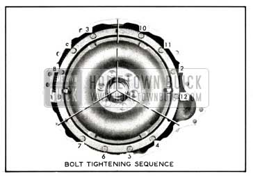 1958 Buick Bolt Tightening Sequence