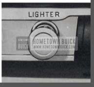 1958 Buick Cigar Lighter