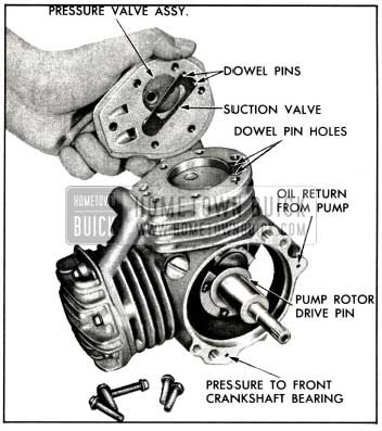 1958 Buick Compressor-Install Head and Suction Valve