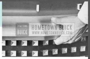 1958 Buick Hood Operation