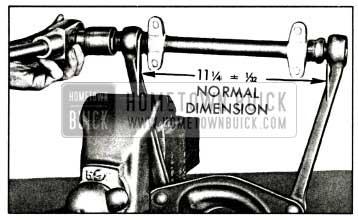 1958 Buick Installing First Bushing