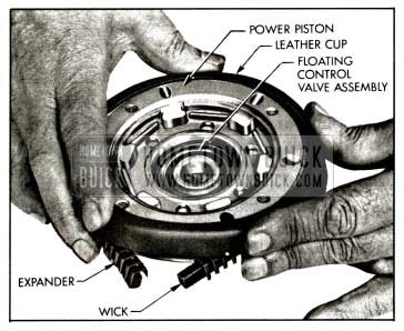 1958 Buick Installing Leather Piston Cup
