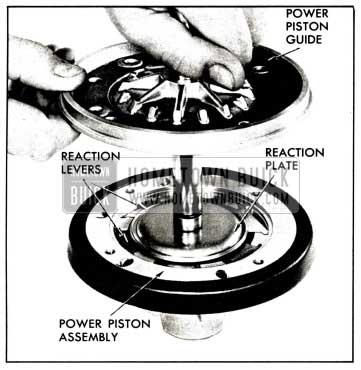 1958 Buick Installing Piston Guide