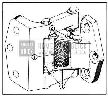 1958 buick lubricare instructions hometown buick Dodge Ram Brake System Diagram 1958 buick lubrication of rear door hinge and hold open assembly series 50