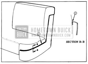1958 Buick Lubrication of Seat Side Panel