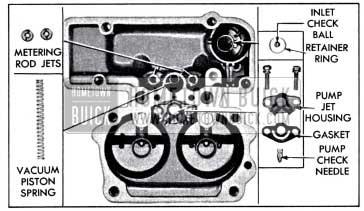 1958 Buick Main Body Parts
