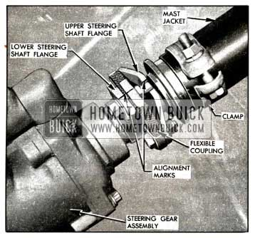 1958 Buick Marking Flexible Coupling