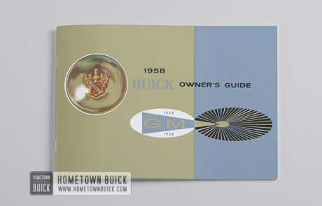 1958 Buick Owners Guide - 02