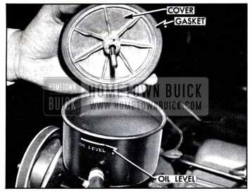 1958 Buick Power Steering Pump Reservoir