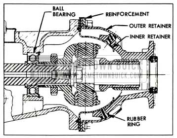 1958 Buick Variable Pitch Dynaflow Transmission Removal Installation