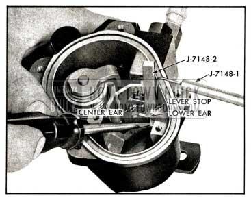 1958 Buick Setting Intake Valve