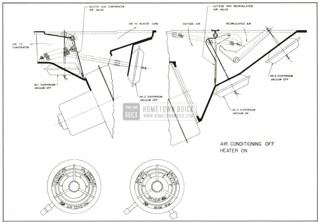 wiring diagram for 1957 packard oldsmobile cutlass wiring