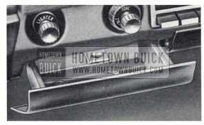 1959 Buick Ash Tray